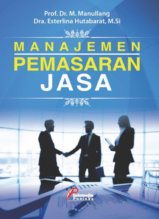 Manajemen pemasaran Jasa Prof Manulang